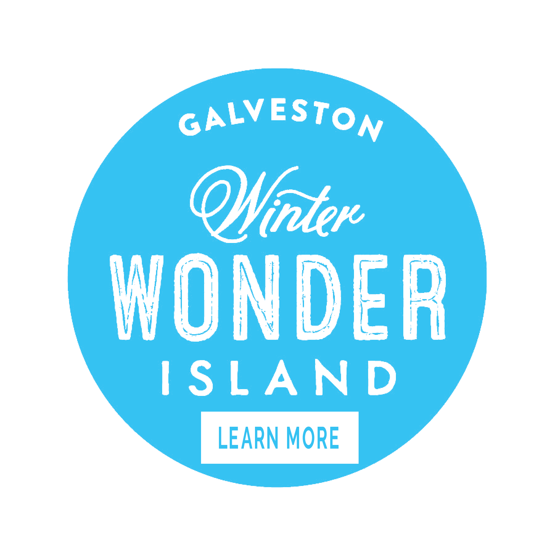 Galveston Winter Wonder Island