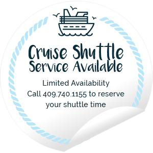 Cruise Shuttle Service Available